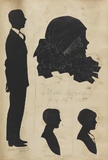 F. Hope Mummery; Doreen Graham; Norah Carhill; Marjorie Kearley, by Hubert Leslie - NPG D46673