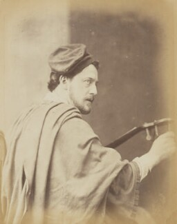 Unknown man, by Oscar Gustav Rejlander - NPG P2011(40)