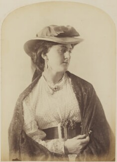 Unknown woman, by Oscar Gustav Rejlander - NPG P2011(41)