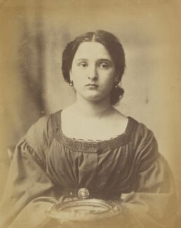 'Salome' (Unknown woman), by Oscar Gustav Rejlander - NPG P2011(45)