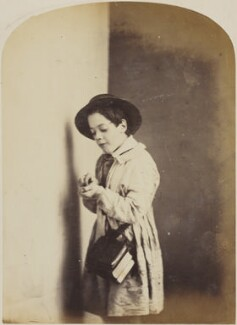 'Caught' (Past), by Oscar Gustav Rejlander - NPG P2011(51)