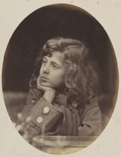 Hon. Lionel Tennyson, by Oscar Gustav Rejlander - NPG P2011(57)