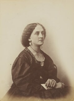 Unknown woman, by Oscar Gustav Rejlander - NPG P2011(58)