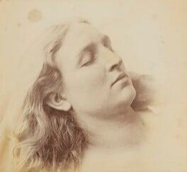 'Sleep' (Mary Rejlander (née Bull)), by Oscar Gustav Rejlander - NPG P2011(63)
