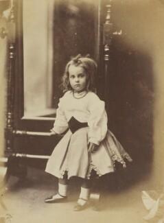 Lady Antonia Lillian Adam (née Maude), by Oscar Gustav Rejlander - NPG P2011(67)