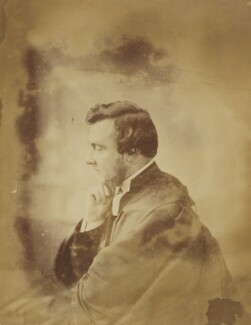 Unknown man, by Oscar Gustav Rejlander - NPG P2011(69)