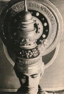Pandit Ram Gopal, by Carl Van Vechten - NPG x199377