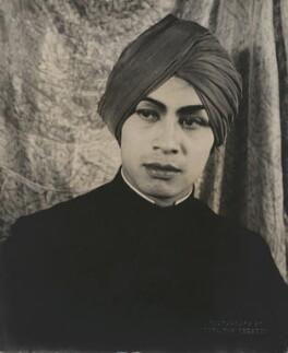 Pandit Ram Gopal, by Carl Van Vechten - NPG x199380
