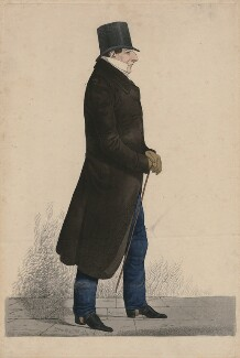 possibly Lord George Seymour Conway, by and published by Richard Dighton - NPG D47101