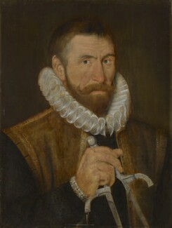 Ralph Simons (Symons), by Unknown English artist - NPG 7021