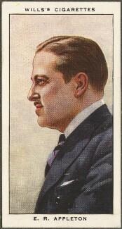 Ernest Robert Appleton, published by W.D. & H.O. Wills - NPG D47166