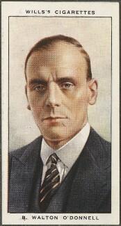 Bertram Walton O'Donnell, published by W.D. & H.O. Wills - NPG D47176