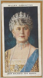 'Her Majesty the Queen' (Queen Mary), by Unknown artist - NPG D47264