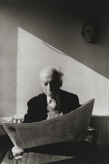 Manfred ('Fred') Uhlman, by Terry Smith - NPG x199432