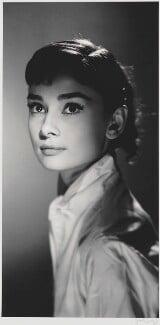 Audrey Hepburn, by Jack Cardiff - NPG x199644
