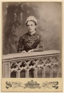 Gertrude (née Walrond), Lady Acland, by C.R. von Sternfeld - NPG x196259