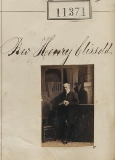 Henry Clissold, by Camille Silvy - NPG Ax61057