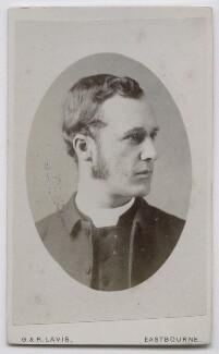 Unknown clergyman, by George & Rebecca Lavis - NPG Ax46245