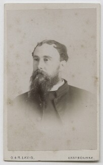 Unknown clergyman, by George & Rebecca Lavis - NPG Ax46246