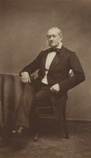 Sir John Gillespie, by Unknown photographer - NPG Ax196801