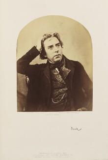 Douglas William Jerrold, by Herbert Watkins - NPG Ax7917