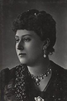 Princess Helena Augusta Victoria of Schleswig-Holstein, by Lafayette - NPG Ax26442