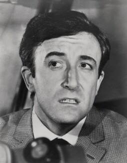 Peter Sellers, by Unknown photographer - NPG x22504