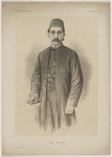 Abdul Hamid II, Sultan of the Ottoman Empire, by Judd & Co, after  Unknown artist - NPG D47409