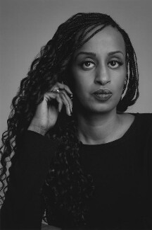 Leyla Hussein, by Jason Ashwood - NPG x199650