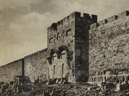 Jerusalem, by Unknown photographer - NPG Ax183232