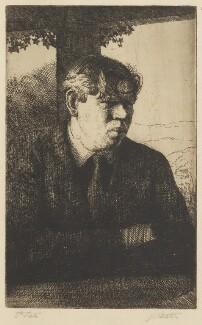 John Stanton Ward, by Jack Heath - NPG D47412