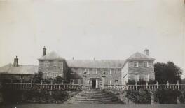 Newton Ferrers House, St Mellion, Cornwall, possibly by Lady Evelyn Hilda Stuart Moyne (née Erskine) - NPG x183312