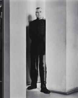 Peter Greenaway, by Piet Goethals - NPG x199406
