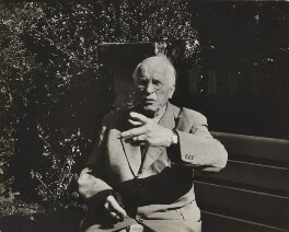 Carl Gustav Jung, by Tim Gidal - NPG x199412