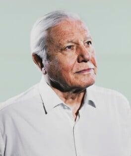 Sir David Attenborough, by Sam Barker - NPG x199654