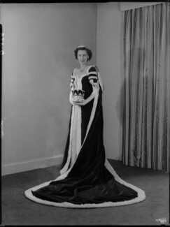 Angela Isabel Nellie Pepys (née Nevill), Countess of Cottenham, by Navana Vandyk - NPG x130564