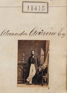 Alexander Nicolas Avierino, by Camille Silvy - NPG Ax61101