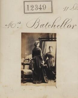 Mrs Batchellor, by Camille Silvy - NPG Ax62004