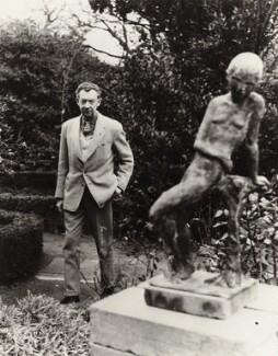 Benjamin Britten, by Unknown photographer - NPG x196232