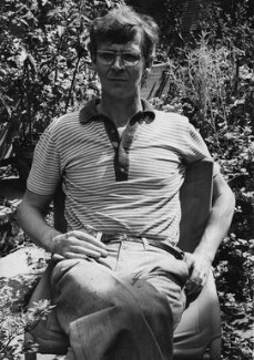 Michael James Andrews, by Harry Diamond - NPG x210019