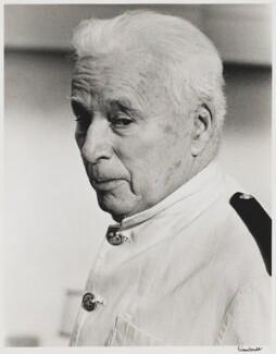 Charlie Chaplin, by Alfred Eisenstaedt - NPG P2031