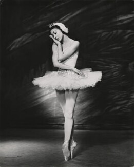 Margot Fonteyn, by Roy Round - NPG x199685