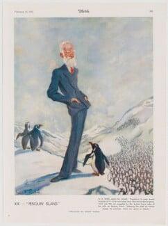 George Bernard Shaw ('Penguin Island'), after Ernest Forbes - NPG D47443