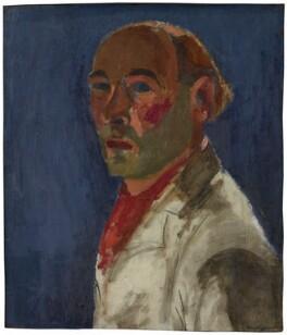 Josef Herman, by Josef Herman - NPG 7040