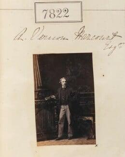 Augustus George Vernon-Harcourt, by Camille Silvy - NPG Ax57661