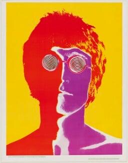 John Lennon, by Richard Avedon - NPG D43287