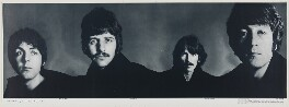 The Beatles (Paul McCartney; Ringo Starr; George Harrison; John Lennon), by Richard Avedon - NPG D43291