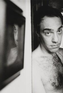 Derek Jarman, by David Gwinnutt - NPG x199665