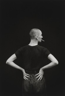 Cerith Wyn Evans, by David Gwinnutt - NPG x199669