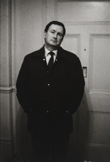 Malcolm Rogers, by David Gwinnutt - NPG x199673